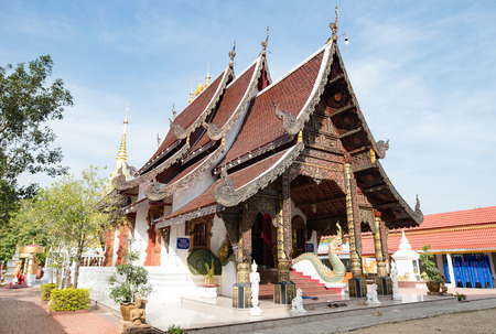 Wiang Chai Mongkol temple