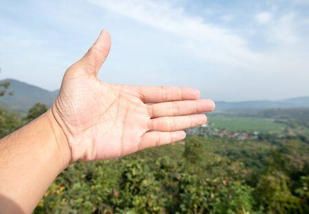 hand Man