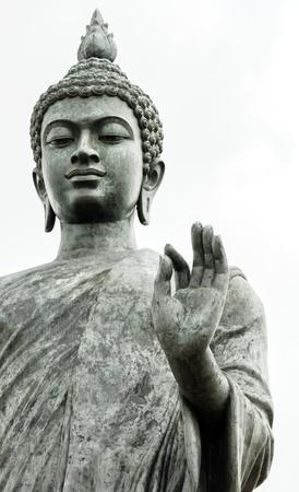 bouddhisme: Statue de Bouddha en paix