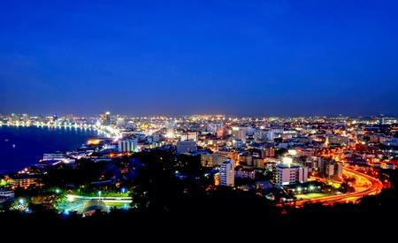 pattaya thailand: Twilight Pattaya ,Thailand