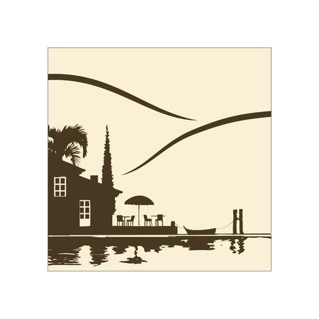 guests: Restaurante el lago