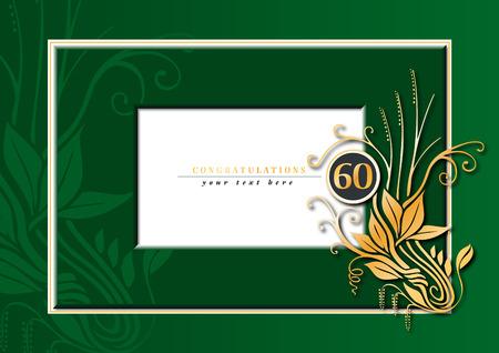 festiveness: 60th anniversary