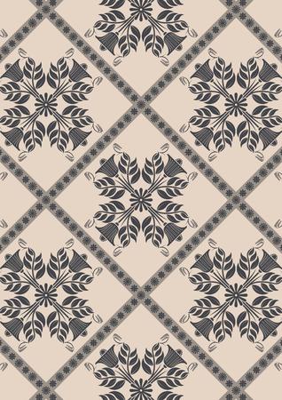 Ancient wallpaper Vector