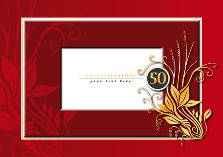 festiveness: 50th anniversary Illustration