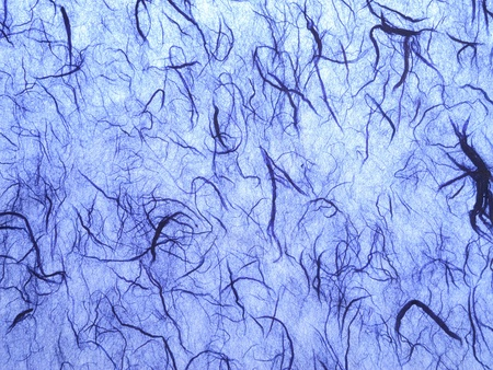 heterogeneous: blue abstract background