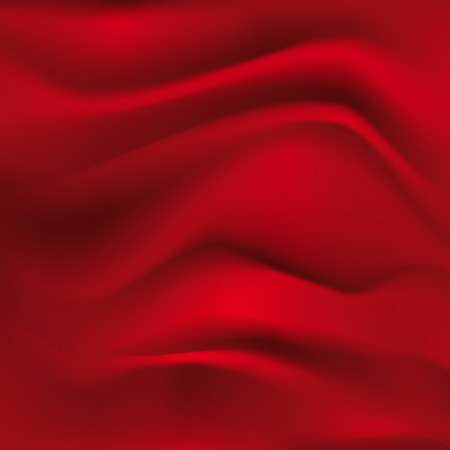 ruby red: abstract red cloth vector background illustration Illustration