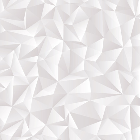 futurist: white vector abstract relief background