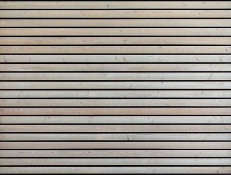 whitewashed natural larch wood wall panel or planks background texture  Stock fotó