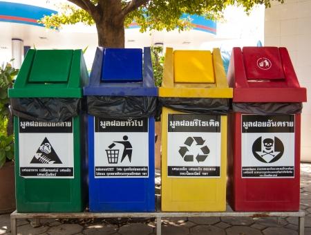sorting: Trash sorting