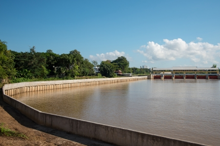 avon: Dams blocking rivers to store water for use