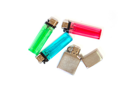 Portable lighter colors too old and the new