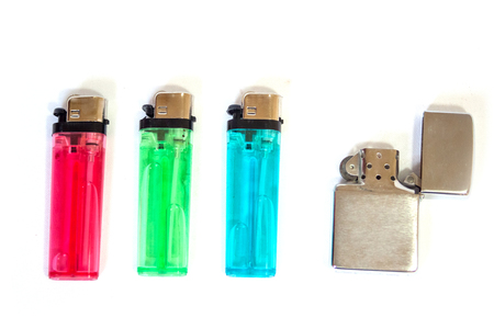Portable lighter colors too old and the new photo