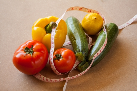 Fruits, vegetables, weight loss, and health care