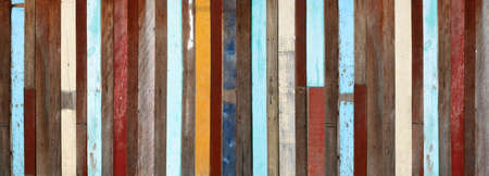 Wood aged art painted architecture texture for banner background.