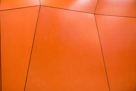 on the surface: Orange surface wallpaper.