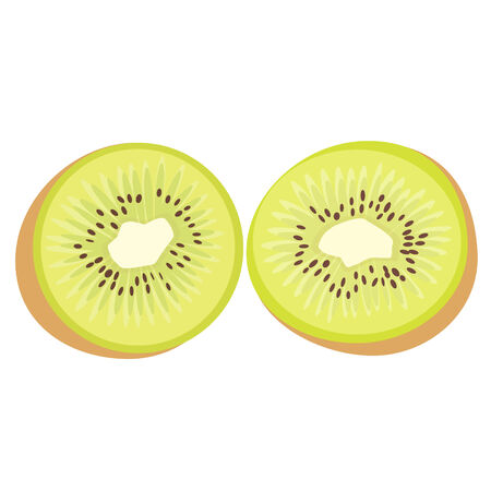 kiwi fruit: Kiwi vector