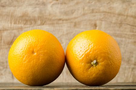 navel: Fresh navel orange fruit on wooden background,healthy food Stock Photo