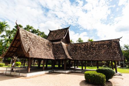 Wat Ton Kwen (Wat Inthrawat), ancient temple in Chiang Mai, Thailand