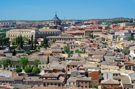 Toledo is a municipality and city of Spain, capital of the province in the autonomous community of Castilla-La Mancha  photo