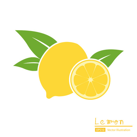 lemon: Lemon vector
