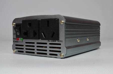 alternating: Inverter,Batch convert direct current into alternating current.