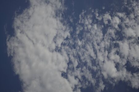 firmament: Sky and cloud. Stock Photo