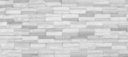Terrazzo floor and wall with texture background pattern in black and white.