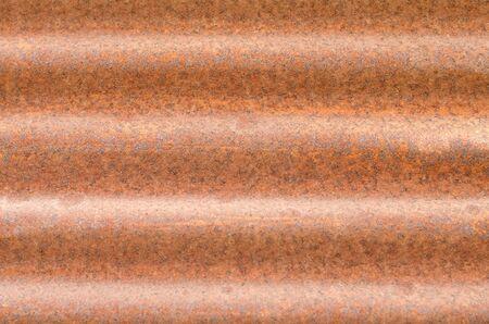Full frame shot of galvanized sheet. Rust all.