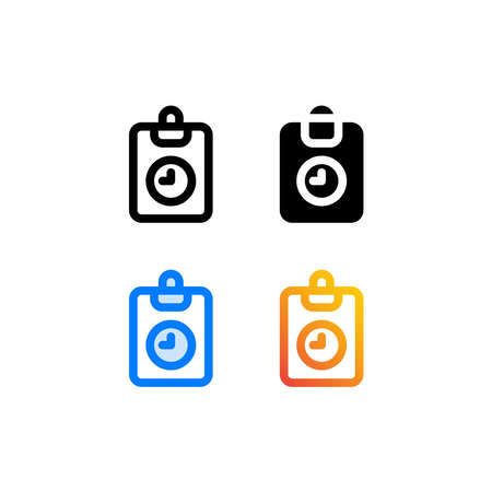 Time management icon. Vector illustration isolated on a white background. Simple outline pictogram of time management. For your web site design, app, UI. Ilustrace