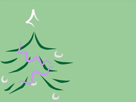christmas tree Stock Vector - 6132329
