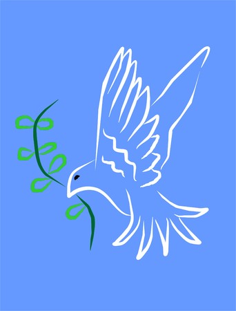 dove of the peace