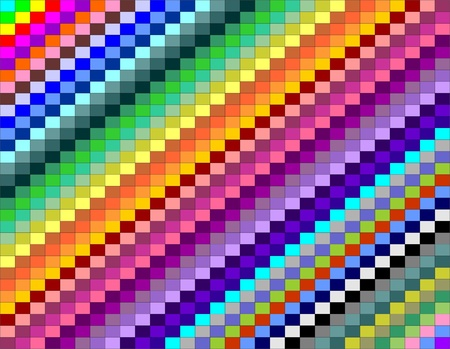 chromatic: abstract background with color pictures
