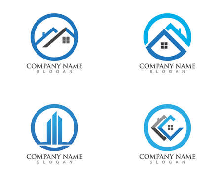 property and construction logos