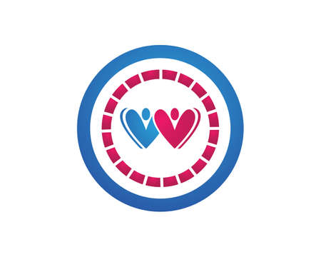 Love people logos