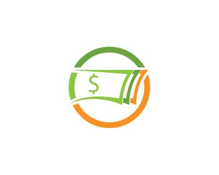 Faster logo Template illustration vector