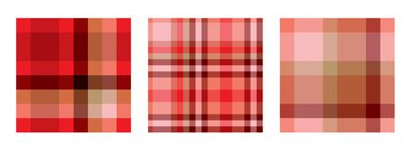 wallpaperrn: A set of tartan seamless pattern