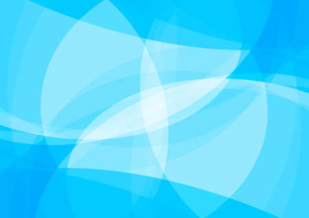 Abstract blue background Stock Vector - 7710319
