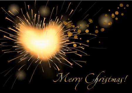 yearrn:  christmas firecracker  Illustration