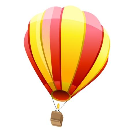 Hot air balloon Stock Vector - 8639022