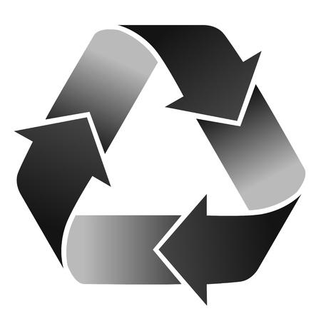Recycle arrow  Vector