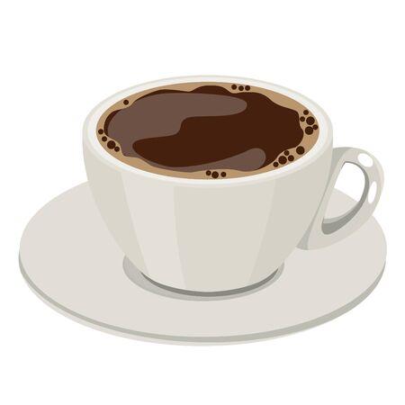 mocha: Cup of hot coffee.
