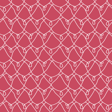 endless: Seamless lacy pattern. Endless texture. Illustration