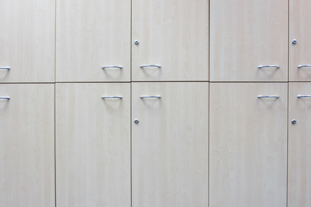 office cabinet: Wooden office cabinet