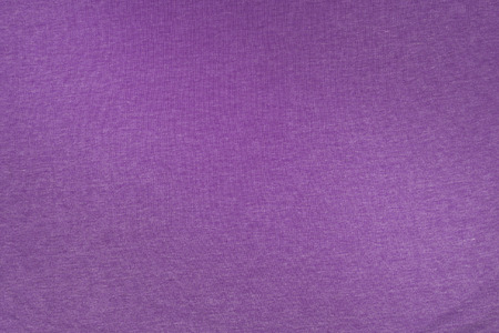 background cover: Purple fabric texture.