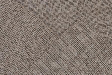 burlap texture: Closeup burlap texture and background