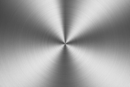 metal texture as background.