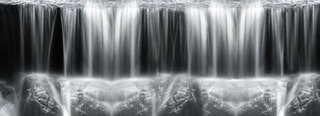 close-up of a waterfalls Stockfoto - 119500723