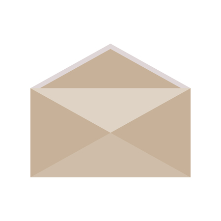 envelope icon for web. vector illustration. Stockfoto - 120781842