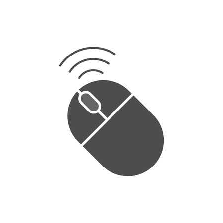 Computer mouse icon. vector illustration. Stockfoto - 120781970