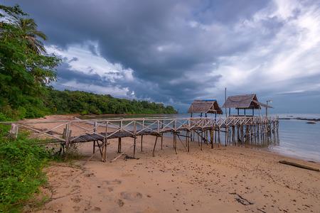 Daylight Photos of Bintan beach wonderful Indonesia Reklamní fotografie